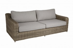 Sofa technorattan Cassandra