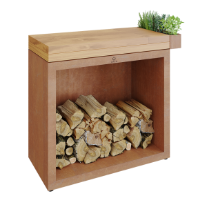 Butcher Block Storage OFYR